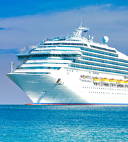 Cruise Ship Used For Mediterranean Cruises