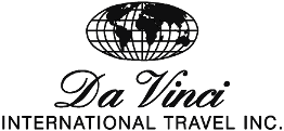 Logo, Da Vinci International Travel, Inc.